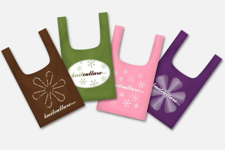 Tote Bags for retail store