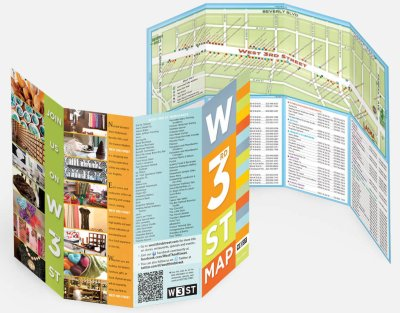 Business Association street directory